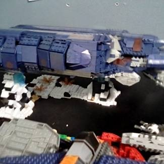 My review of the covenant spirit drop ship
