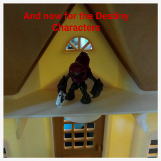 New characters! Destiny Edition