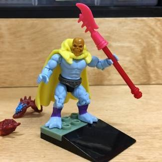 Image of: MOTU Scareglow Test Shots Sneak Peek