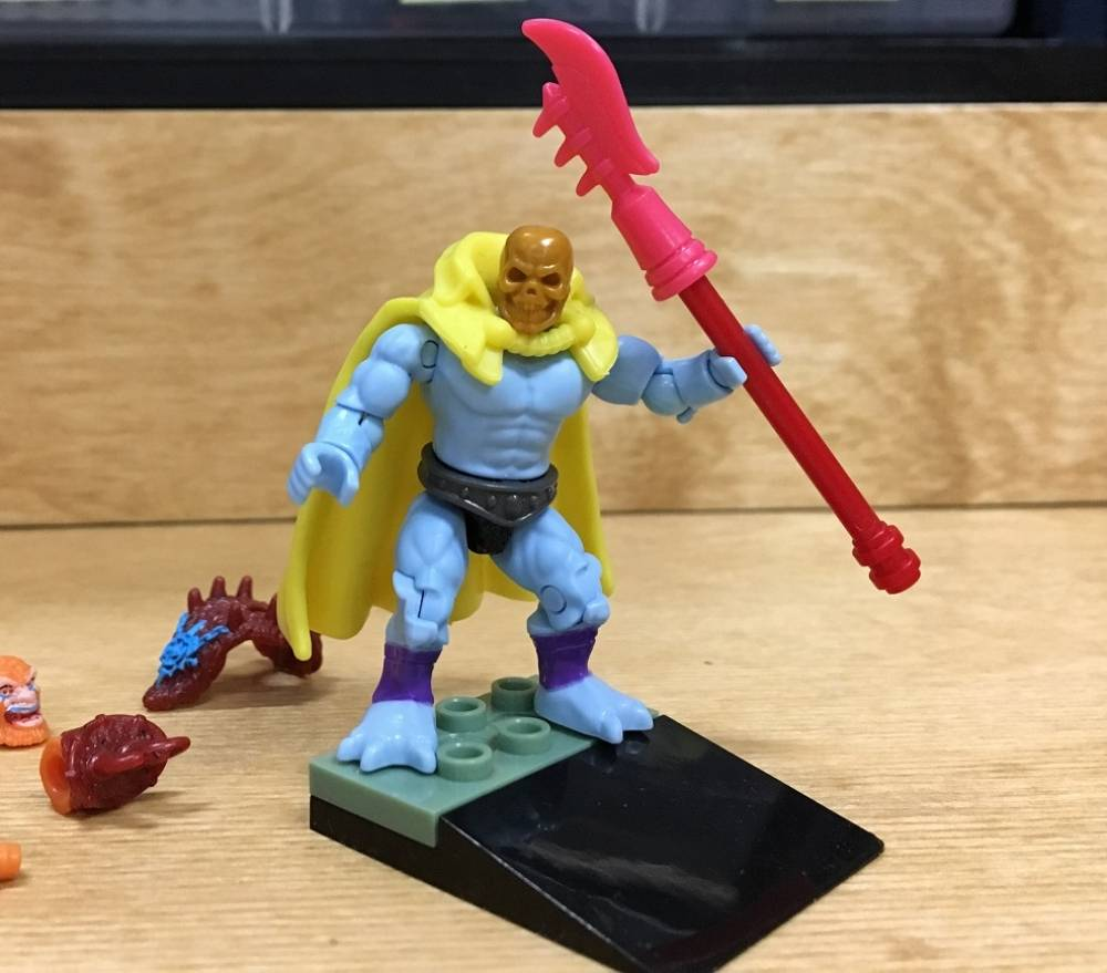MOTU Scareglow Test Shots Sneak Peek