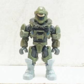 Image of: Halo Reach Custom Spartan