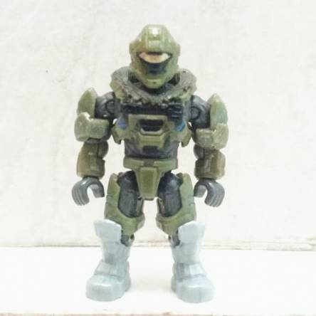 Halo Reach Custom Spartan