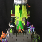 Custom Masters of the Universe Slime Pit