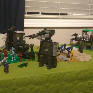 Image of: Nigel's Contest: Battle for Fort Calterra