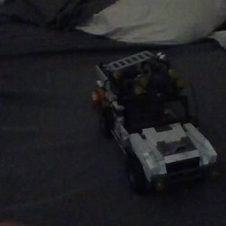 Custom Bugout Vehicle(Alpine Outpost modification)