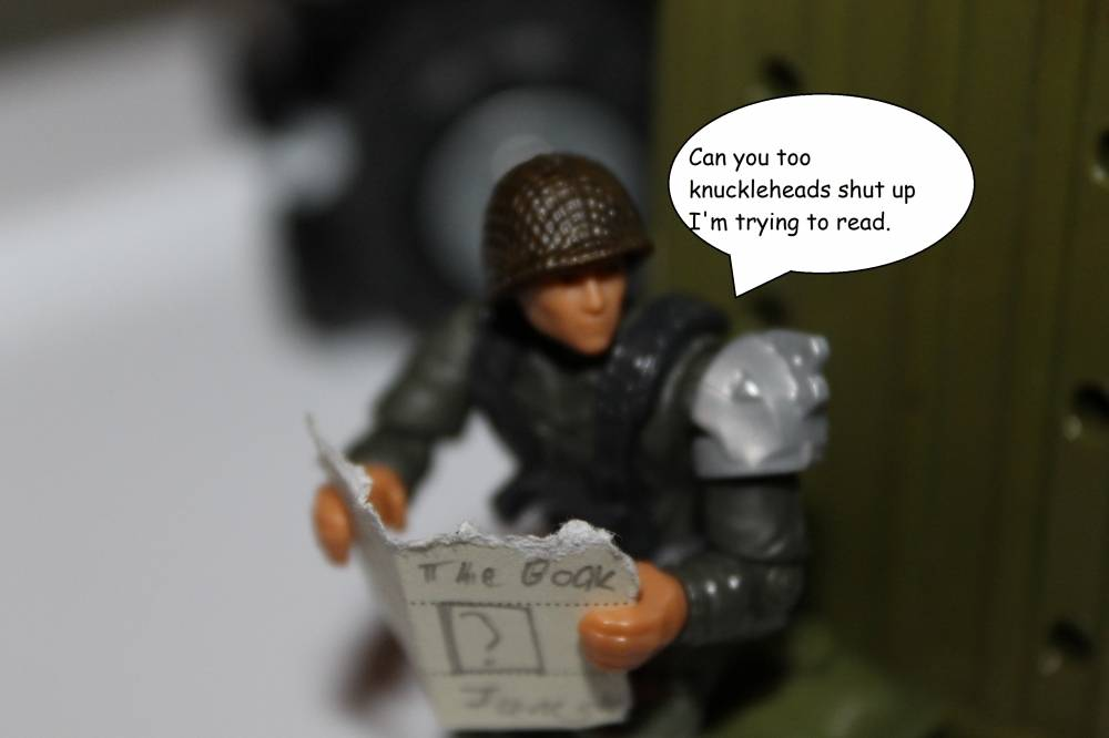 Image of: The Lost Patrol Part 2