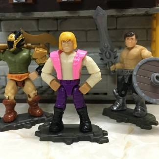 Image of: Prince Adam & Friends