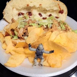 Image of: charliebucket's Sammich contests entry