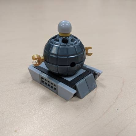 Technodrome mini build