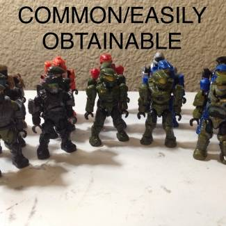 Image of: Common/Easily Obtainable Figures