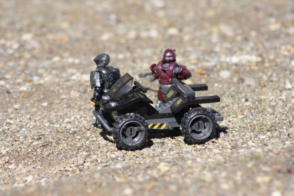 Image of: Outdoor ODST's: Fields of Sand