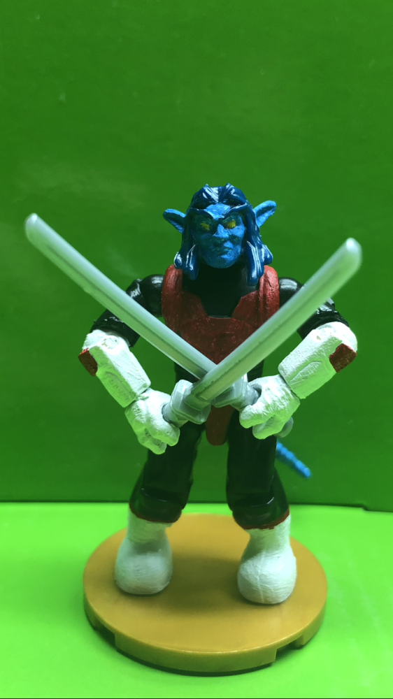 Image of: Nightcrawler Marvel Mega Bloks X Men
