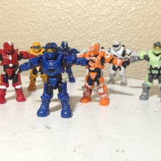 Image of: T-Pose Tuesday: Custom Painted Dominance