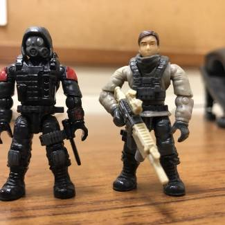 Image of: 2 more CoD customs