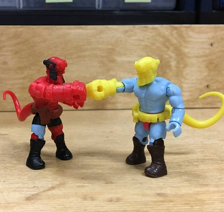 Behind the Scenes #2: Hellboy