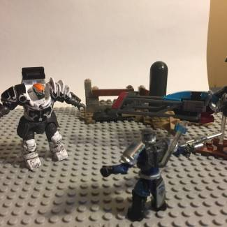 """Image of: T posing is in our """"Destiny"""""""