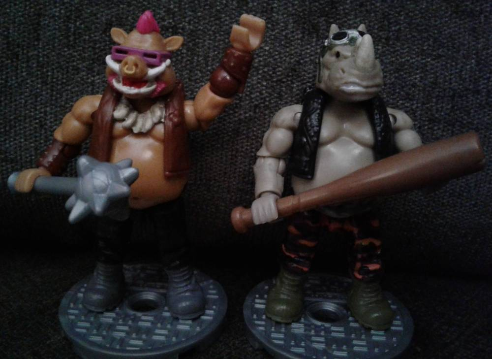 Out of the Shadows Bebop and Rocksteady