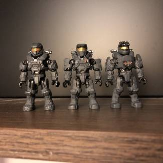 Spartan Gray Team