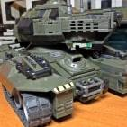 """""""grizzly"""" tank"""