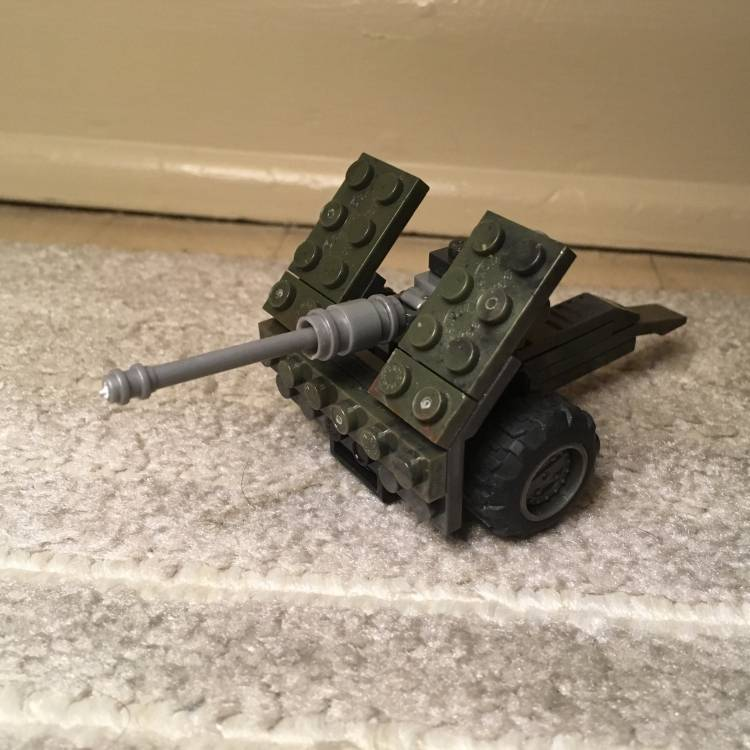 Image of: Custom artillery