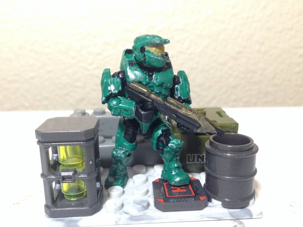 Image of: JoeFilms Customs: Master Chief