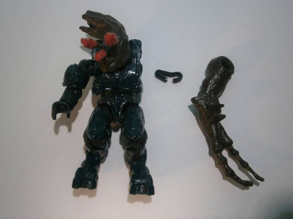 Image of: Super-articulated Flood Combat Form