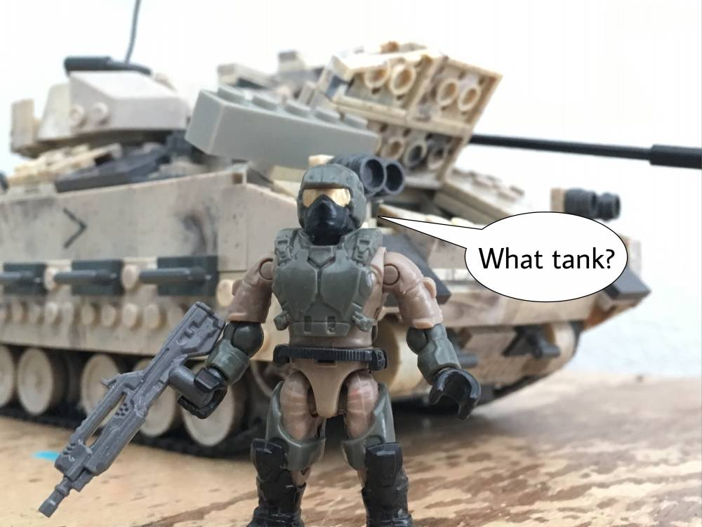 Image of: Douglas! Fix The Tank!