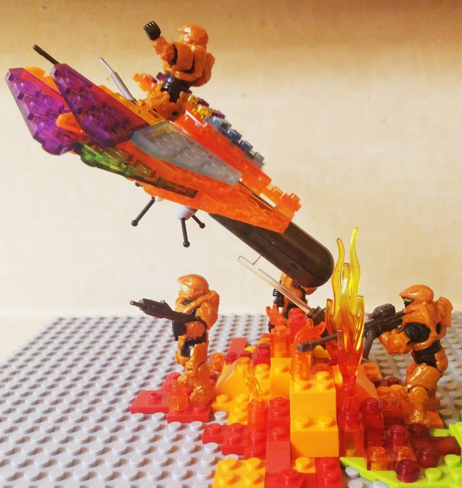 Image of: Build Challenge #2 – Creepy Crawlers – Butterfire(Repost)