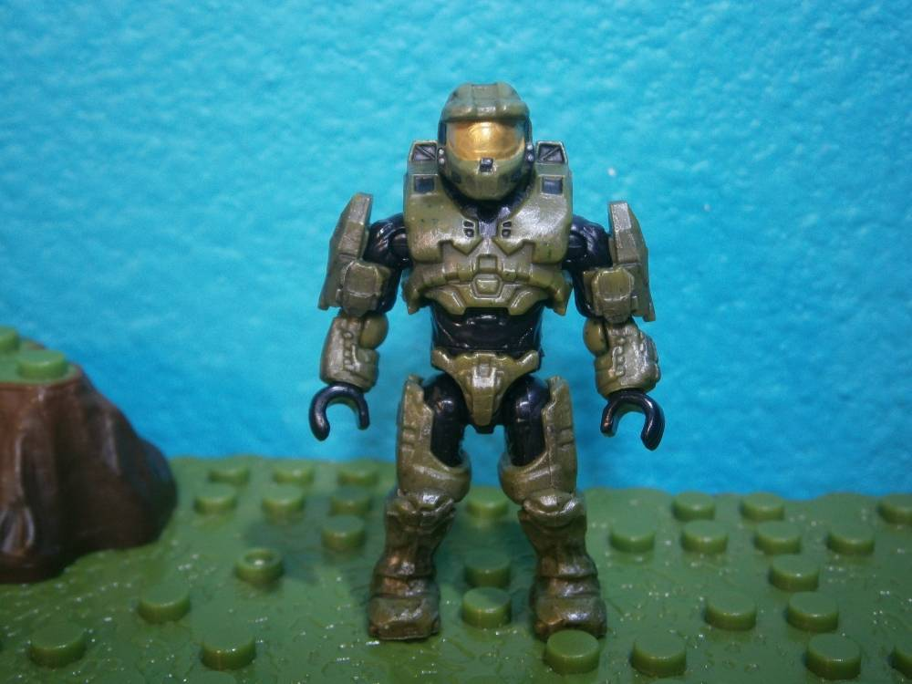 Image of: Mark-VI Master Chief