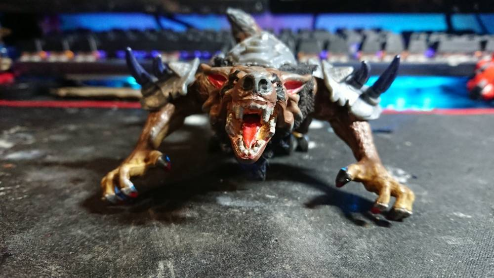 Image of: breakout beast Custom