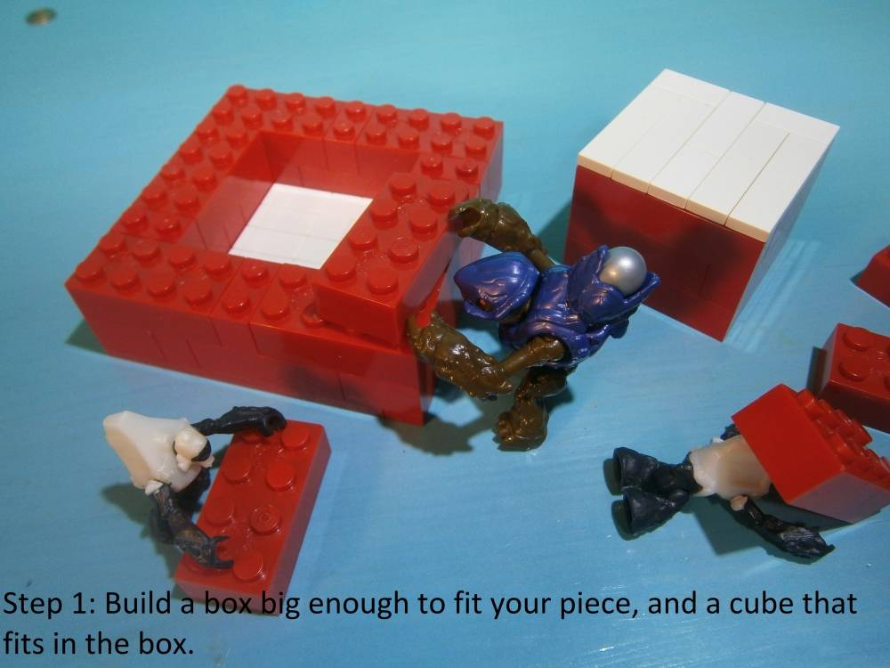 Image of: Molding tutorial part 1/2