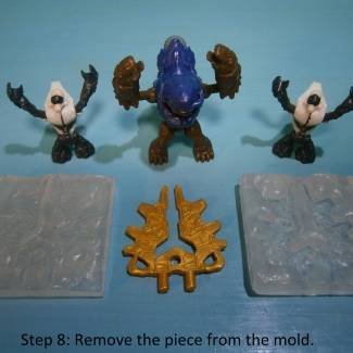 Image of: Molding tutorial part 2/2