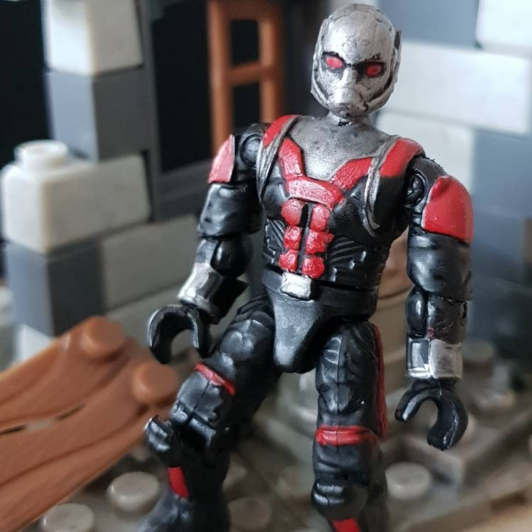 Image of: Ant-Man