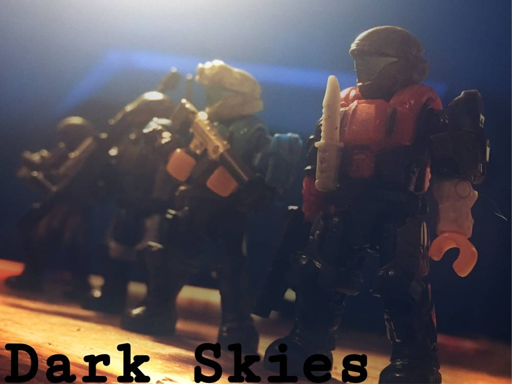 Dark Skies: Update, progress