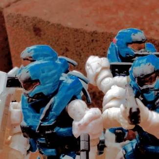 Image of: O.C.T.A troopers