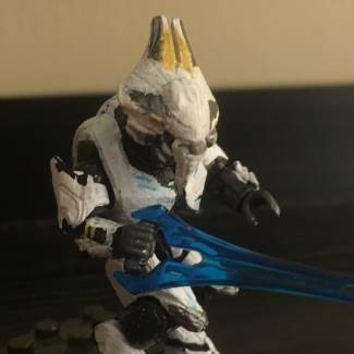 Image of: Custom H2A Councilor Figure