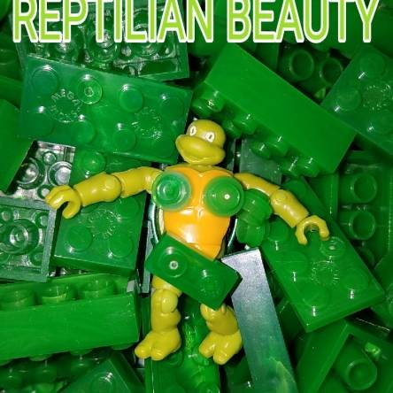 Reptilian Beauty