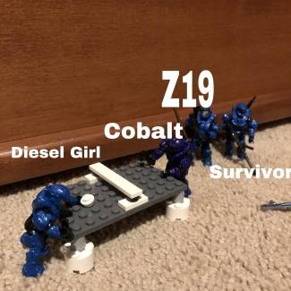 Image of: Cobalt Squad episode 4