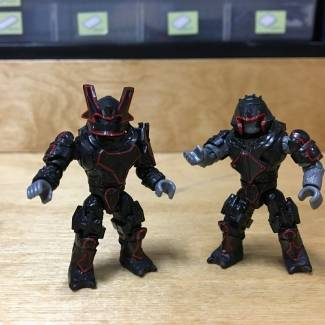Image of: First Look: VISR Brutes