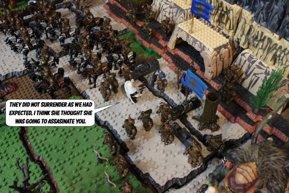 Image of: War of the Gods part thirty three