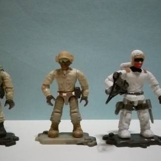 Image of: GI Joe '83 Figures