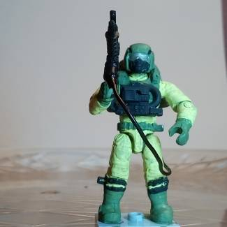Image of: GI Joe '85 Figures (Part 1)