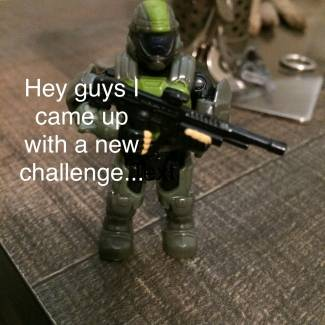 Image of: Challenge: make your own set