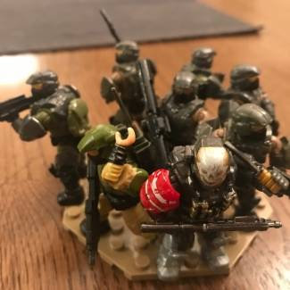 Image of: Emile and my Marines are on the warpath (repost)