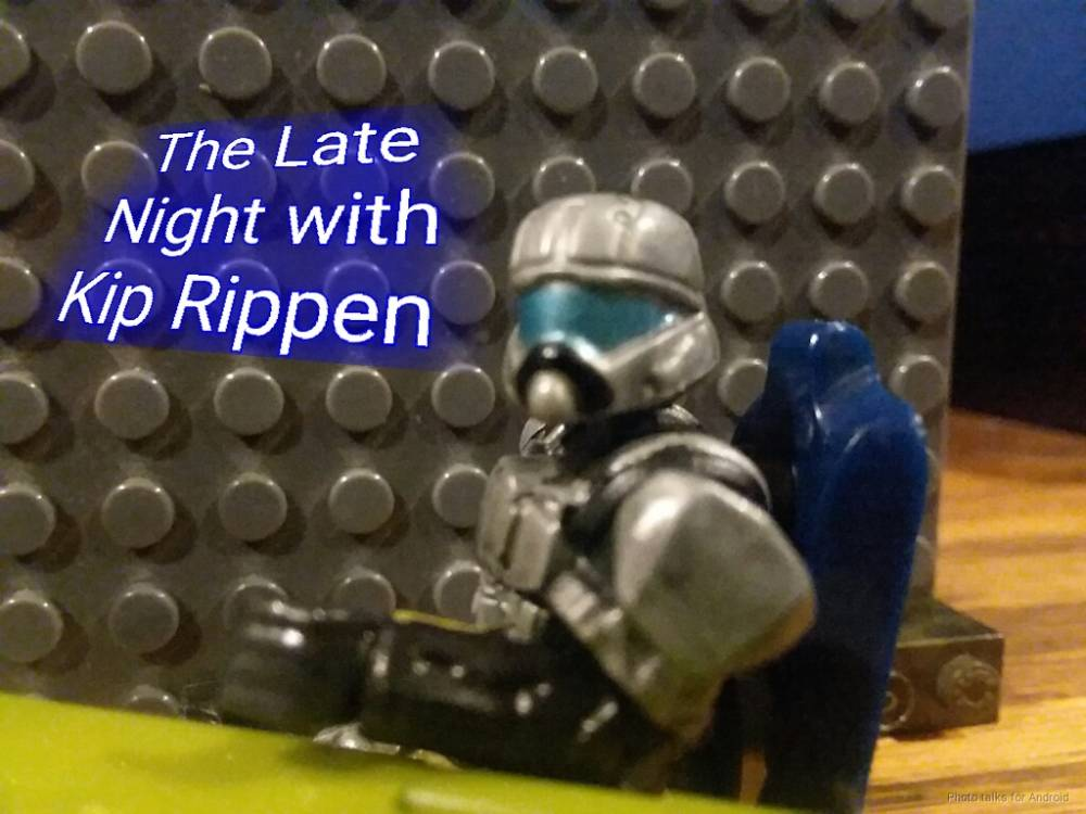 Image of: The Late Night with Kip Rippen #1