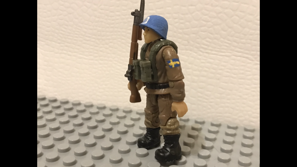Image of: United Nations Peacekeepers