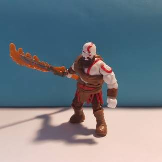Image of: Kratos!