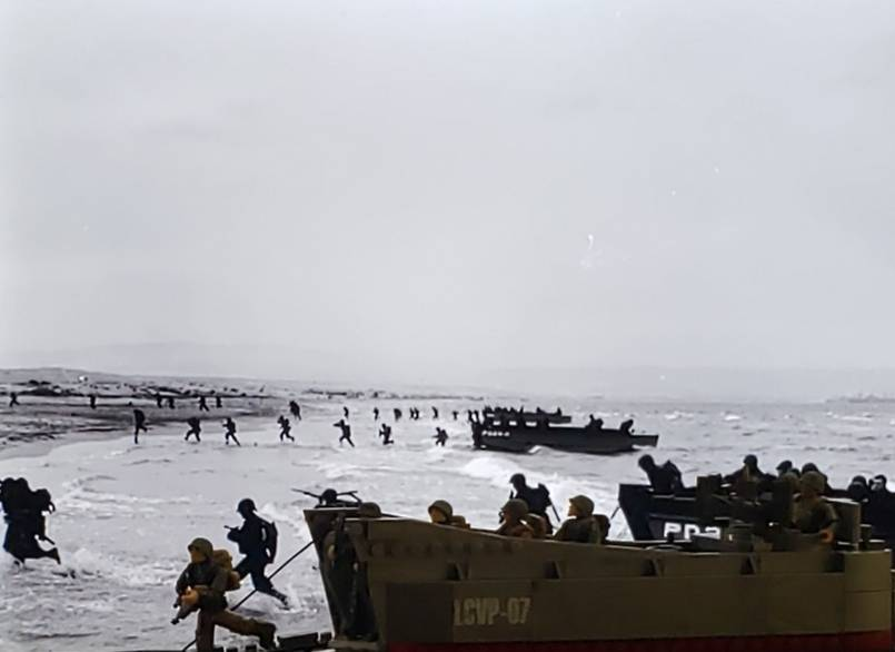 Image of: D-day