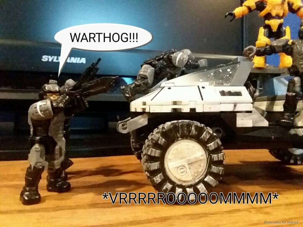 Image of: T-Post Tuesday: Vehicular Dominance