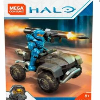 Image of: Mega Construx Halo ONI Mongoose revealed!